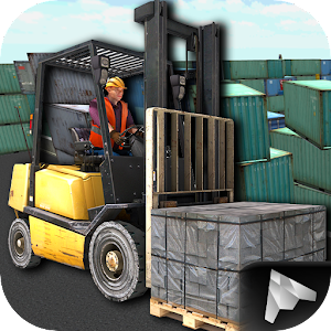 Extreme Forklift Simulator for PC and MAC