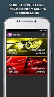 Verifica- screenshot thumbnail