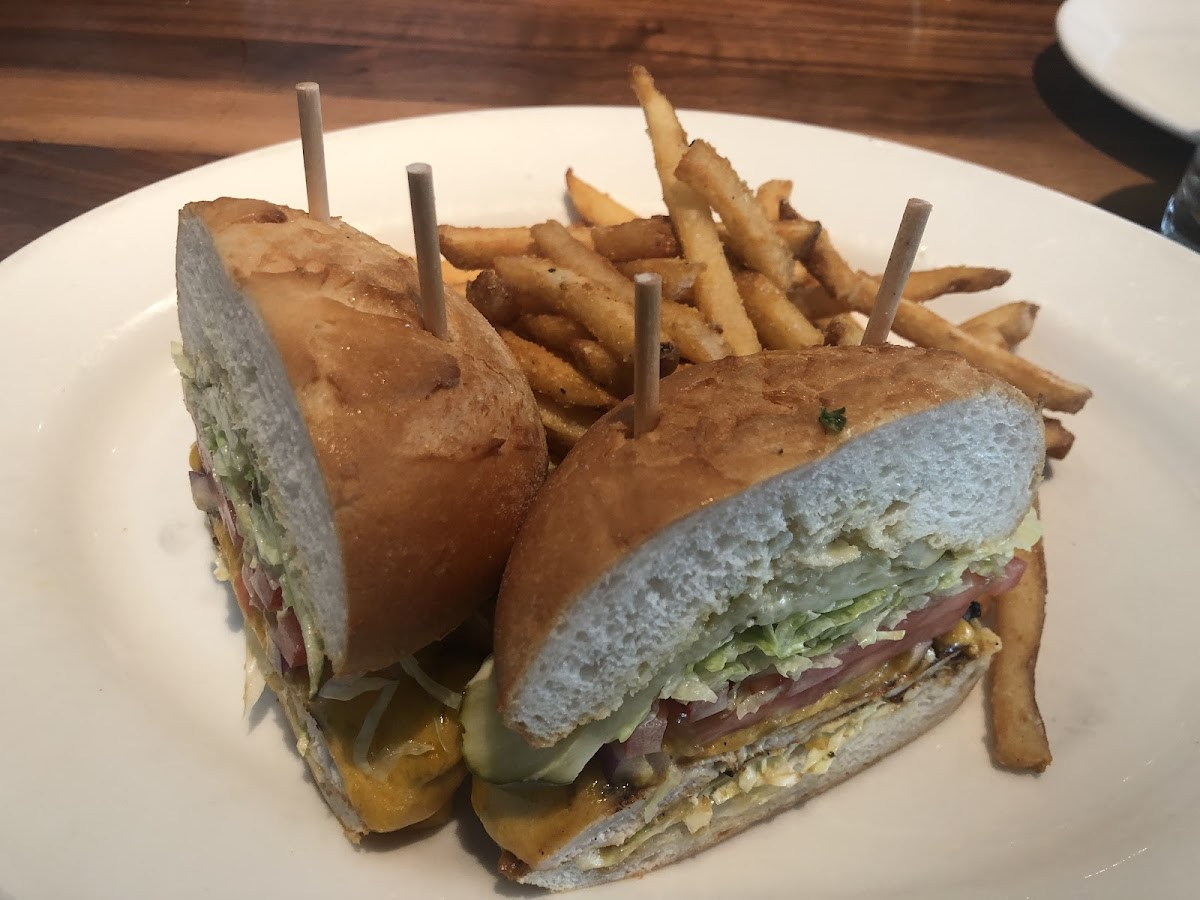 The Wright Chicken Sandwich Photo From Doc B S Fresh