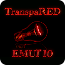 TranspaRED EMUI 10 Theme for Huawei and Honor