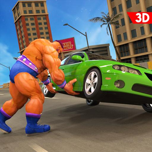 Superhero monster miami crime city : gangster game