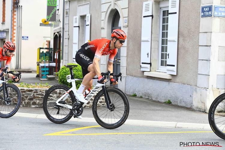 Nederlander kan juichen in de sprint van een ruime kopgroep in de Tour de Vendée