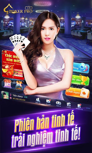 Poker Pro.VN 4.2.1 screenshots 11