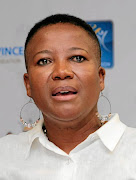 Promoter Joyce Kungwane of TLB Promotions is angry.