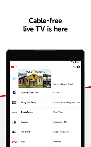 YouTube TV screenshot 6