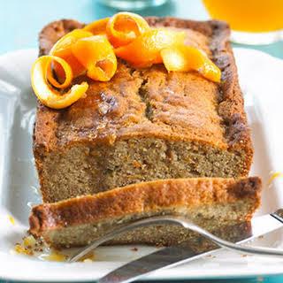 Sweet Potato Spice Loaf.