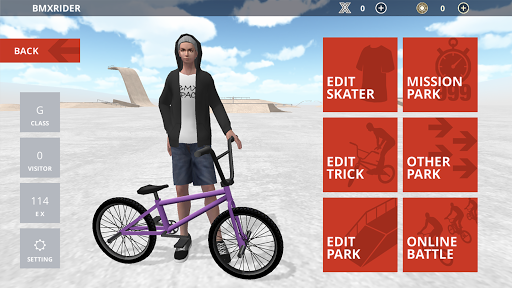 BMX Space screenshots 6