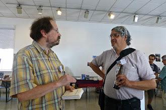 Photo: Philippe Mura et Joseph Altairac