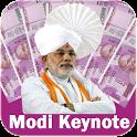 Modi Keynote Scanner Prank icon