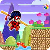 Babybug Super Jump Rush Android APK Download Free By Omoshiroi Game