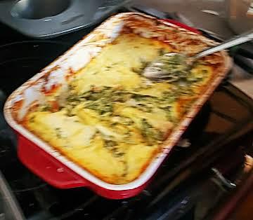 Three Cheese Spinach Dip