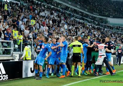 Première victoire à l'arrachée pour Gattuso à la tête de Naples