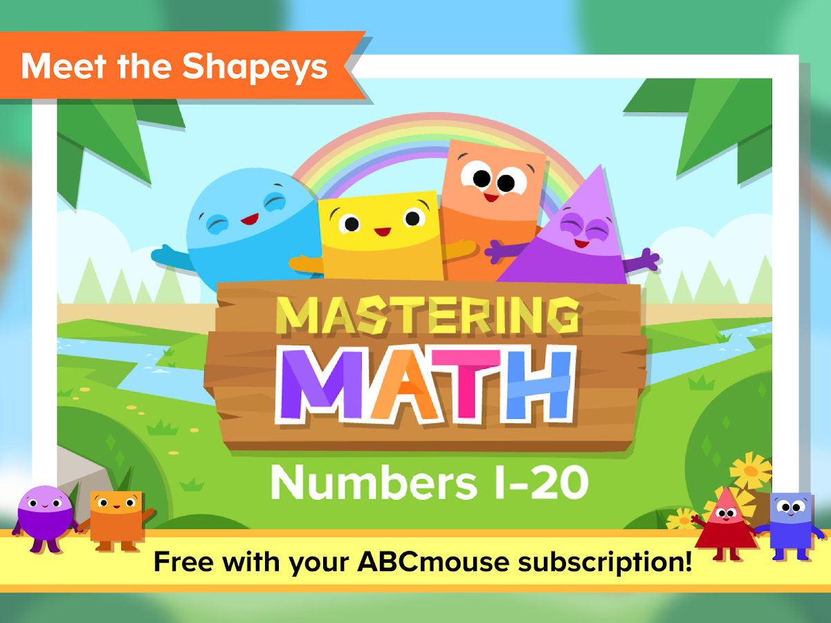 ABCmouse Mastering Math- screenshot
