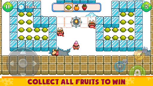 Bad Ice Cream Mobile - friv bad Icy war Maze Game 2.2 screenshots 1