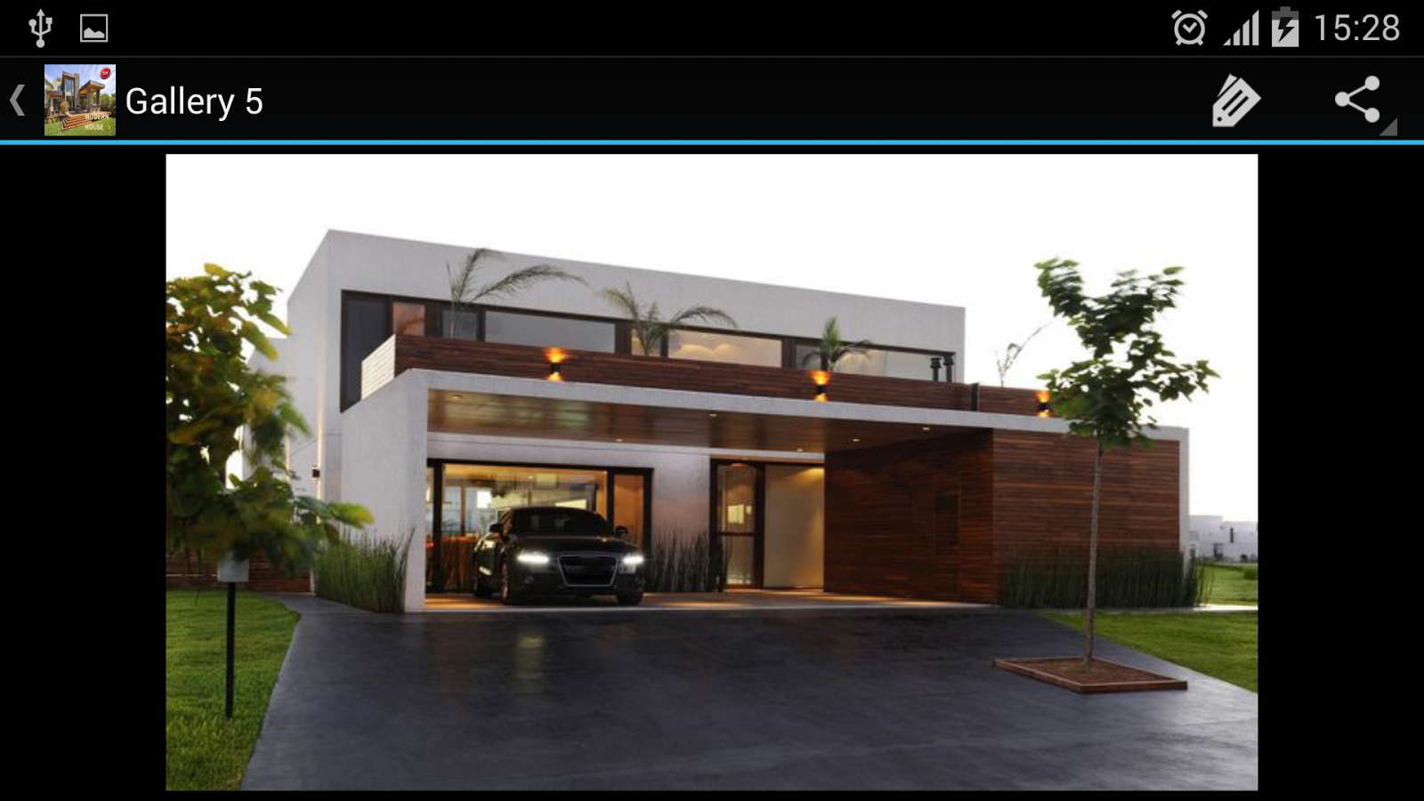 Modern house designs android apps on google play for Modern house roleplay