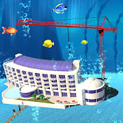Game Underwater Restaurant Construction apk for kindle fire