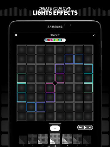 SUPER PADS LIGHTS - Your DJ app 1.6.9.5 Screenshots 10