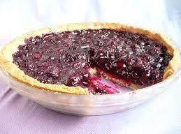 Cherry Burgundy Pie Recipe