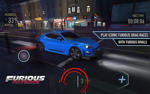 Furious Payback – 2020's new Action Racing Game 7