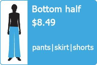 pants skirt shorts