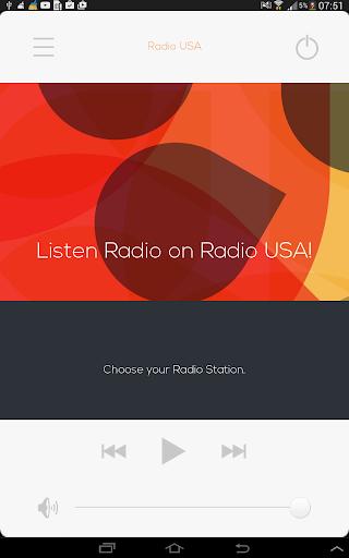 All US radios Radio USA