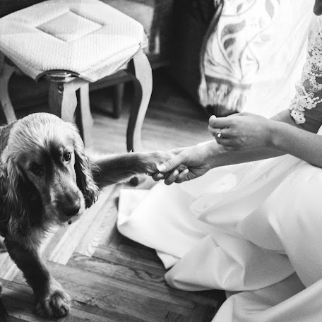 Wedding photographer Vadim Plysyuk (Plysiuk). Photo of 02.01.2018