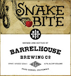 BarrelHouse Snake Bite | Co-fermented Cider and Saison Yeast