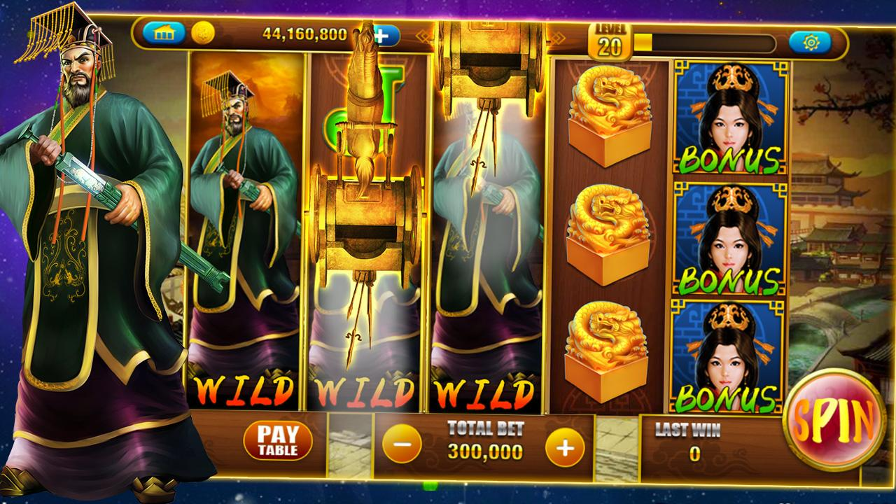 King Pharaoh Slot Machine - Play for Free & Win for Real