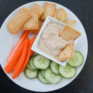 Jalapeño Greek Yogurt Dip.