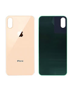 iPhone XS Back Glass Gold