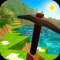 Cube World Survival Simulator icon