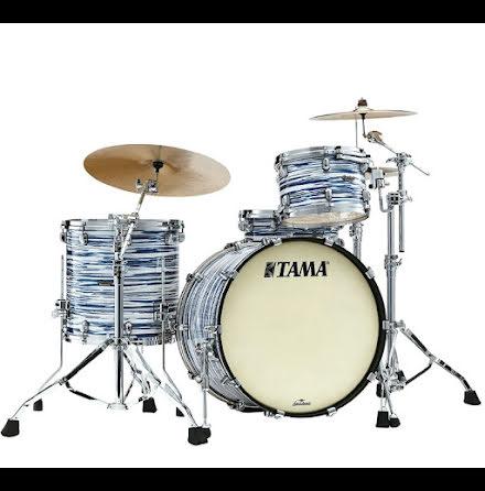 Tama Starclassic Maple - MR32CZS-BWO - Blue & White Oyster