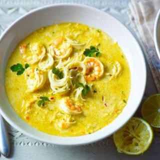 Simple Thai Noodle Soup Recipe