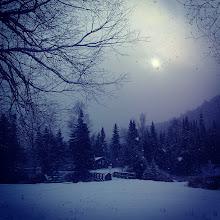Photo: #hiver #invierno #snow #nieve #neige