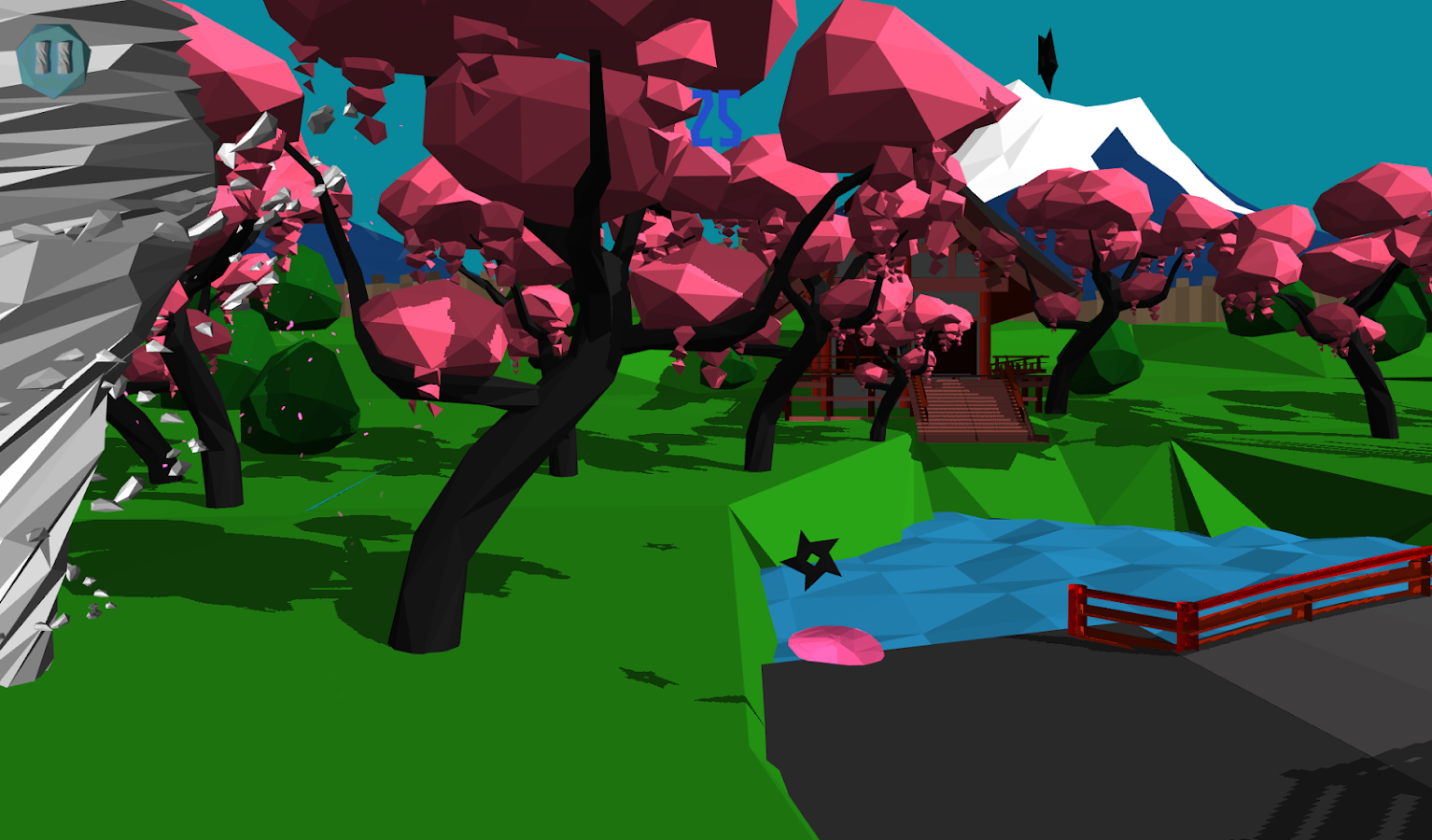 Windy Leaf- screenshot