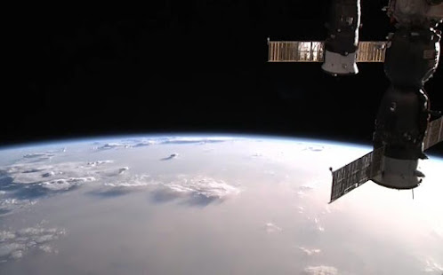 ISS HD Live: View Earth Live 3