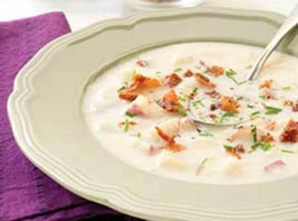 Gran's Potato Soup Recipe