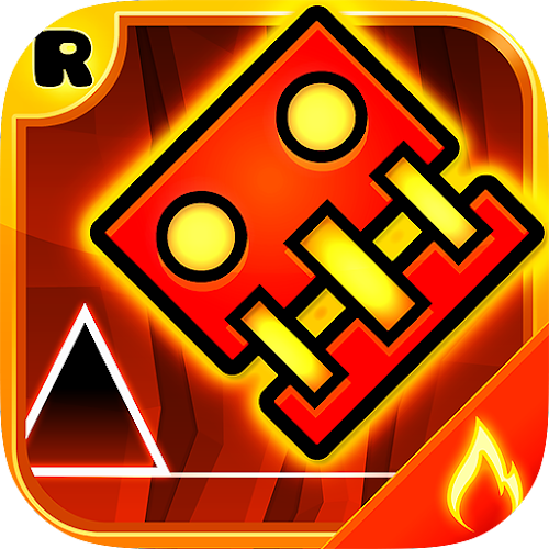 Geometry Dash Meltdown (Unlocked) 1.03mod