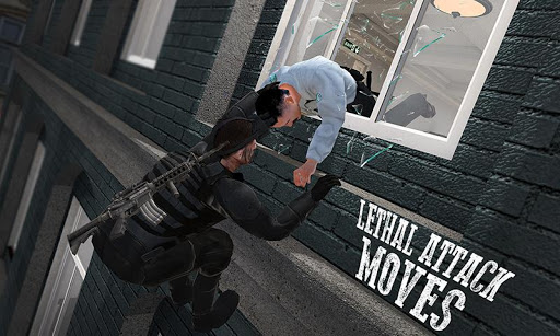 Secret Agent Spy Game Bank Robbery Stealth Mission  screenshots 2