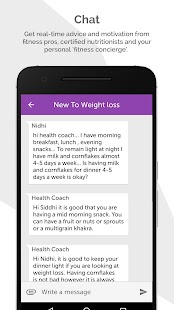 Revofit - Weight Loss Coach- screenshot thumbnail