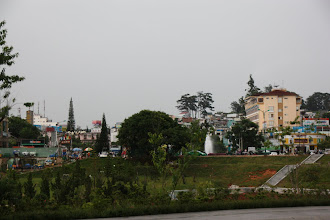 Photo: Year 2  Day 16  -  Another View of Dalat