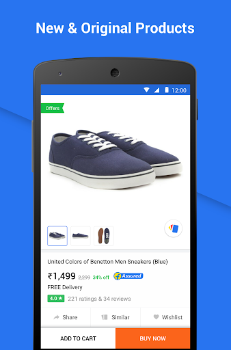 Flipkart Online Shopping screenshot 3