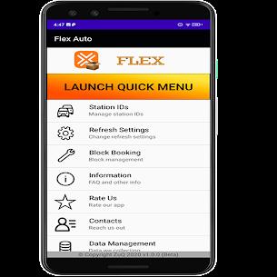 Amazon Flex Auto 8