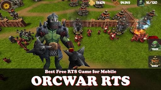 OrcWar Clash RTS 1.124 screenshots 1