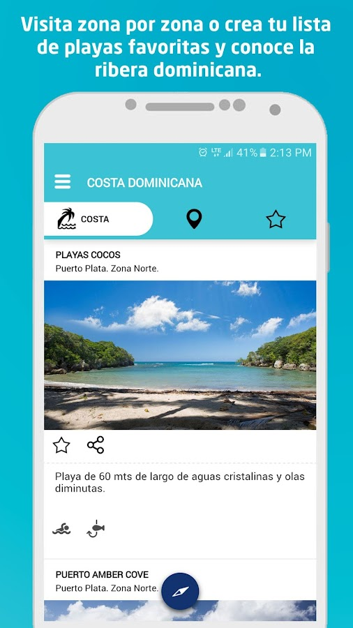 Costa Dominicana- screenshot