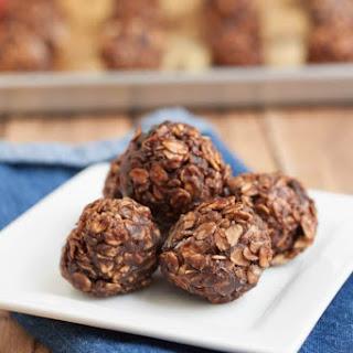 Chocolate Cherry No-Bake Cookies Recipe