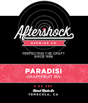 Aftershock Paradisi Grapefruit IPA