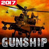 🚁 Gunship Helicopter Strike 🚁 3D Battle Chaos