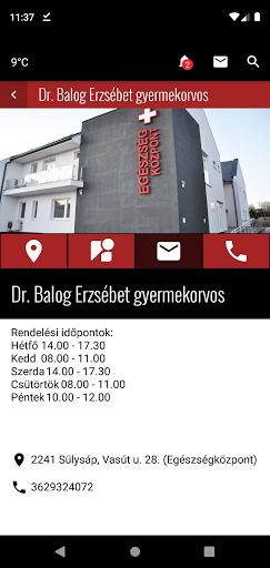 CityApp Sülysáp screenshot 5