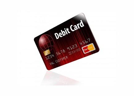 Debit Card - náhled